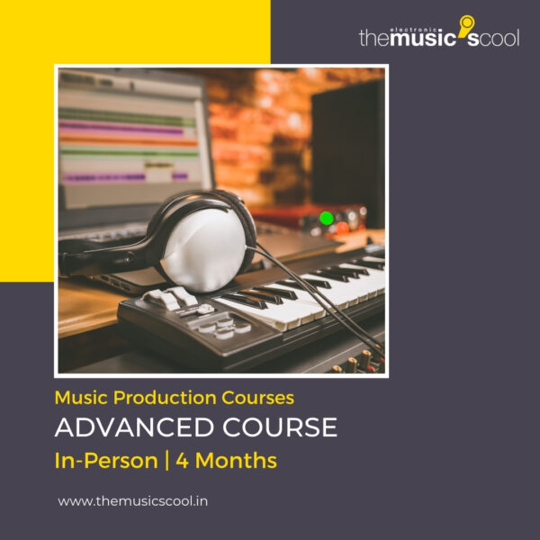 Music Production - In person - Advanced