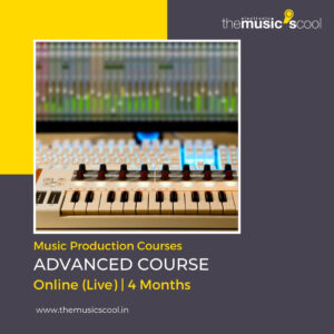 Music Production - Online - Advanced
