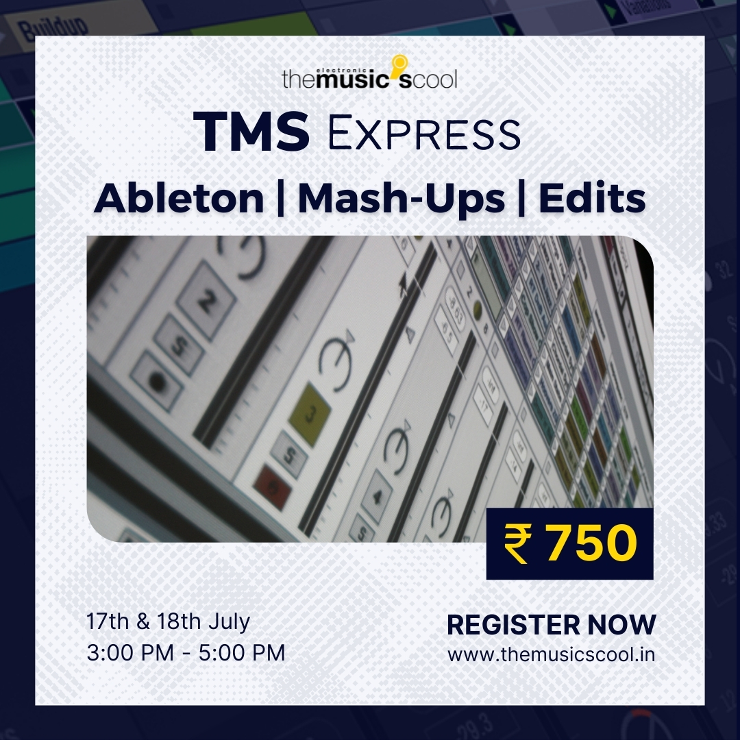 TMS Express - Ableton