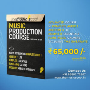 Music Production Course Professional Edition
